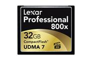 Lexar Compact Flash 32Go 800X 120MO