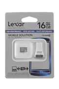 Lexar Micro SD 16Go Class 10