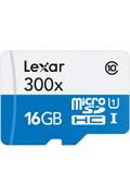 Lexar MICRO SDHC 16 GO + ADAPTATEUR