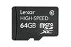 Carte mémoire MICRO SDXC 64 Go Lexar