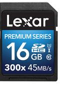 Lexar SD 300X 16GB