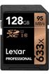 Carte mémoire SD 633X NEW 128GB Lexar