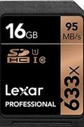 Carte SD Lexar SD 633X NEW 16GO
