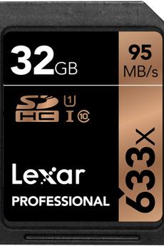 Carte SD SD 633X NEW 32GB Lexar