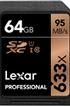 Carte mémoire SD 633X NEW 64GB Lexar