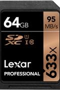 Carte SD Lexar SD 633X NEW 64GB