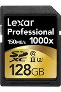 Carte mémoire Lexar SDHC 1000X 128GB CL10