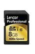 Lexar SDHC 400X 8GO - CLASS 10 photo 1