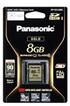 Panasonic SD GOLD UHS 8GO photo 1