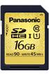Panasonic SDHC Gold 90MO/S 16GO - CLASS 10 photo 1