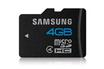 Samsung MICRO SD 4 GO CLASS4 photo 1