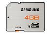 Samsung SDHC 4 GO CLASS4 photo 1