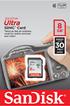 Sandisk SDHC ULTRA 8GO - CLASS 10 photo 3