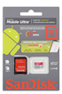 Sandisk MICRO SD Android ULTRA 32GO - CLASS10