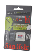 Sandisk Micro SDXC 64 Go Mobile Ultra 200x Class10
