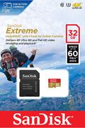 Sandisk MSD 32GB EXTREME