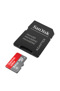 Carte micro SD Sandisk MSD 64GB ULTRA 60MBS