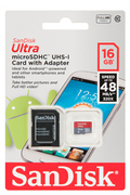 Sandisk MSD ULTRA 16GB NEW
