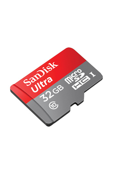 Carte mémoire MSD ULTRA 32GB NEW Sandisk