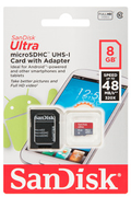 Sandisk MSD ULTRA 8GB NEW
