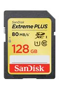 Sandisk SDXC Extreme Plus 128Go