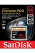 Sandisk CF EXTREME PRO udma 6 64GO - 90MO/S photo 3