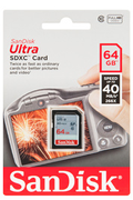 Sandisk SD ULTRA 64GB NEW
