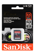 Sandisk SDXC 64 GO - CLASS 10