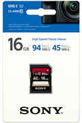 Carte SD Sony SD CARD 16 Go