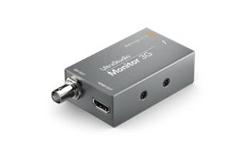 Accessoires photo Blackmagic Design UltraStudio Monitor 3G