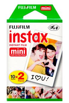 Papier photo instantané PAPIER PHOTO INSTAX MINI BIPACK Fujifilm