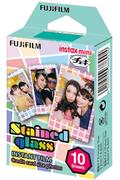 Papier photo instantané Fujifilm FILM INSTAX MINI MONOPACK STAINED GLASS