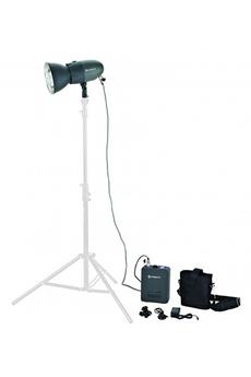 Autre accessoire photo Torche autonome avec générateur Grillo 400 Watts ACDC Starblitz