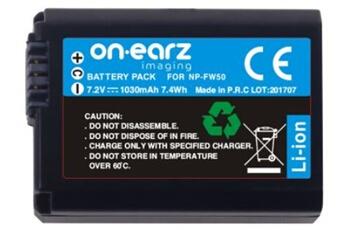 Batterie appareil photo Onearz Imaging OE_IMNPFW50