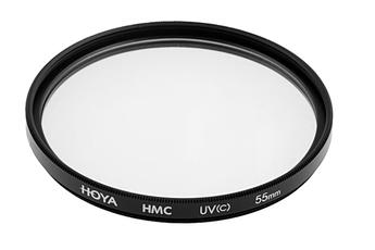 Filtre d'objectif / bague FILTRE A UV MC 55MM Hoya