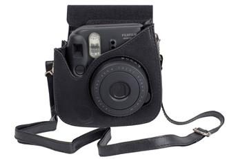 Housse pour appareil photo HOUSSE MINI 8 NOIR Fujifilm