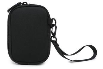 Sac, housse, étui photo - vidéo Hemera Housse Kabru noire pour appareil photo compact