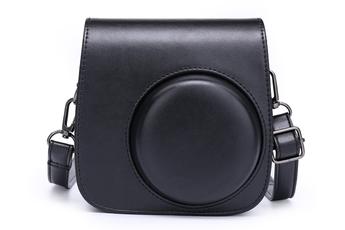 Sac, housse, étui photo - vidéo Hemera Housse de protection noire pour Instax Mini 8 & 9