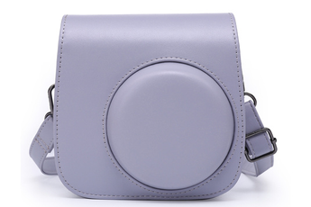 Sac, housse, étui photo - vidéo Hemera Housse de protection grise pour Instax Mini 8 & 9