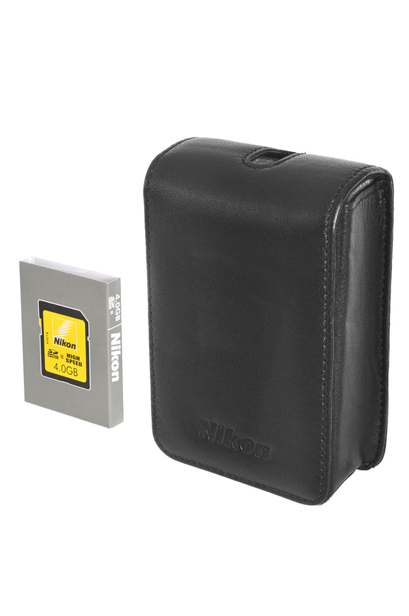 housse pour appareil photo nikon pack etui carte 4go packetui carte4go 1330268 darty
