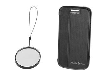 Housse pour appareil photo HOUSSE GALAXY S4 ZOOM Samsung