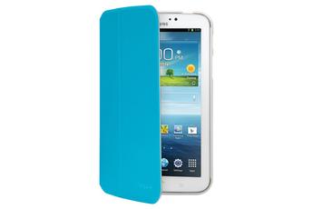 """Housse et étui pour tablette Etui de protection bleu pour Galaxy Tab 4 8"""" Targus"""