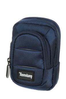 Housse pour appareil photo COMPACT BLUE Temium