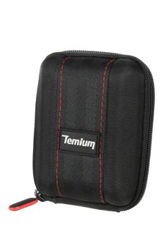Housse pour appareil photo COMPACT RIGIDE BLACK Temium