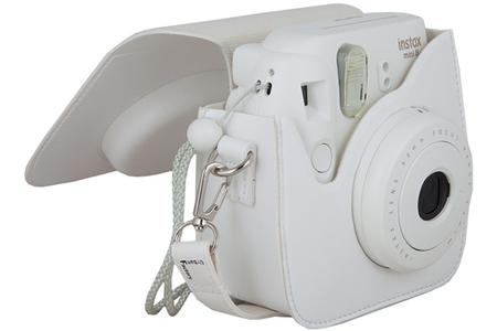 Housse pour appareil photo urban factory housse mini8 for Housse instax mini