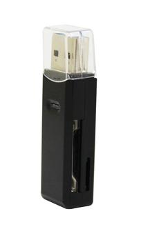 Lecteur carte mémoire LECTEUR USB LSD2SD USB 3.0 It Works
