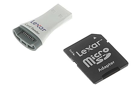 adaptateur micro sd