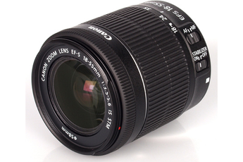 Objectif photo EF-S18-55 IS STM Canon