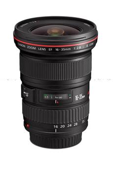 EF 16-35mm f/2.8 L USM II