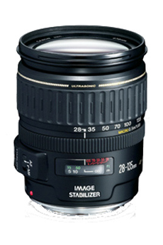 Objectif photo EF 28-135mm f/3.5-5.6 IS USM Canon